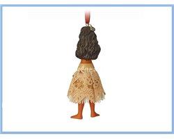 8779 3D Gown Ornament - Moana