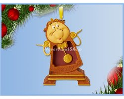8790 3D Dangle Ornament - Cogsworth