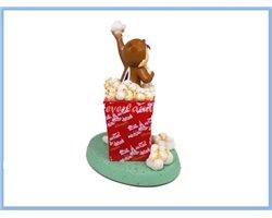 Klein Figuur Popcorn - Chip & Dale