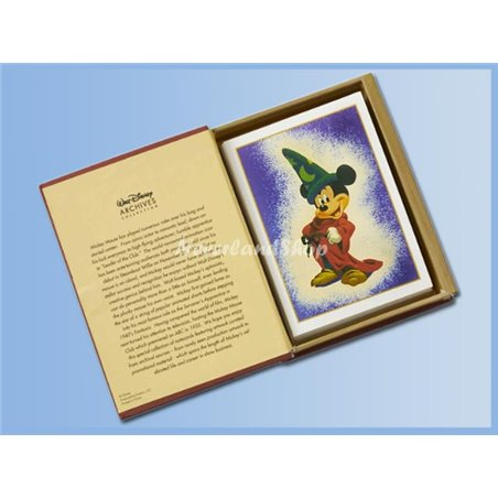 Storybook Notecard Set - Mickey Mouse