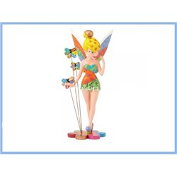 On Flower - Tinker Bell