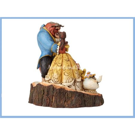 Carved By - Tale as Old as Time - Beauty & the Beast