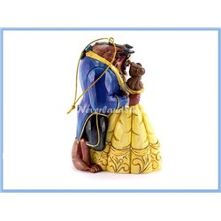 3D Ornament - Beauty & the Beast