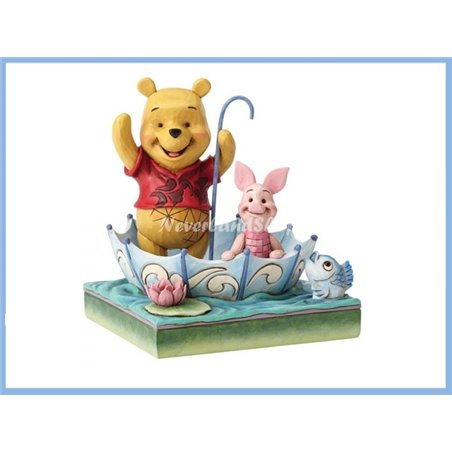 50 Years of Friendship - Pooh and Piglet