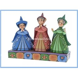 Royal Guests - Three Fairies
