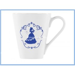 2dlg Set Mokken Konings Blauw - Beauty & the Beast