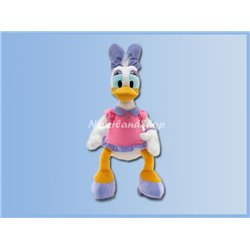 DisneyStore Plush Medium Paars - Daisy Duck