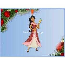 8844 3D Ornament - Elena