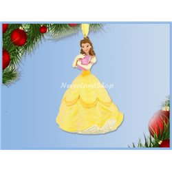8847 3D Ornament - Belle
