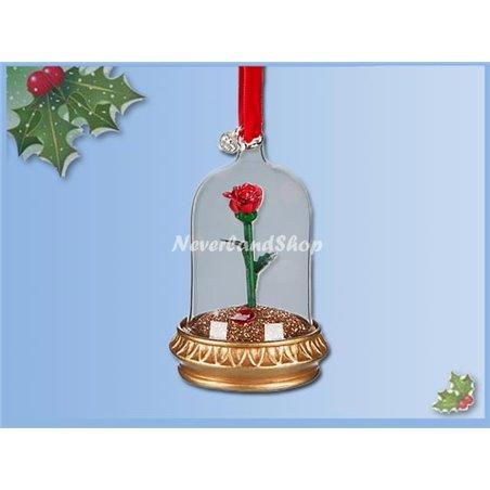 8414 3D Ornament - Enchanted Rose
