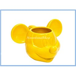 3D Black Mug - Mickey Mouse