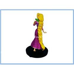Klein Figuur Op Base - Rapunzel