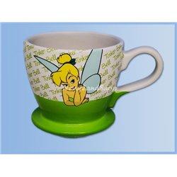Saucer Mug - Tinker Bell