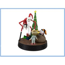 Big Fig  Santa Jack - Jack Skellington