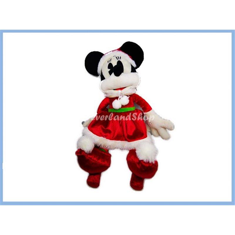 DisneyStore Kerst Plush - Minnie