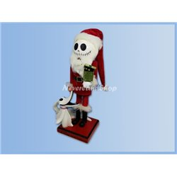 Nutcracker - Jack Skellington