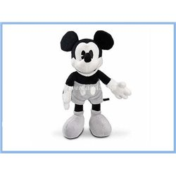 DisneyStore Plush B/W Small - Mickey