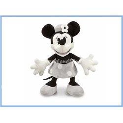 DisneyStore Plush B/W Small - Minnie