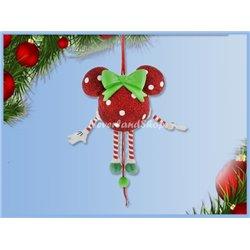 8898 Dangle Dancing Trekpop - Minnie