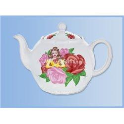 Teapot Floral - Belle