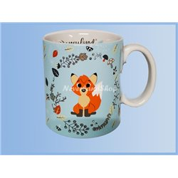 Forest Friends Mug - Copper & Tod