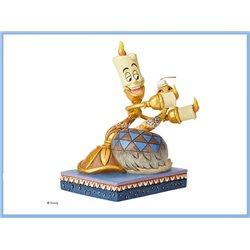 Lumiere and Plumette Figurine