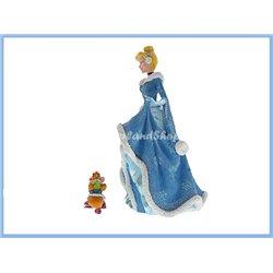 Christmas Cinderella Figurine