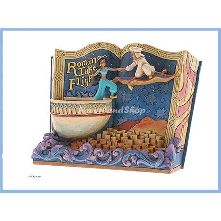 StoryBook - Romance Takes Flight - Aladdin