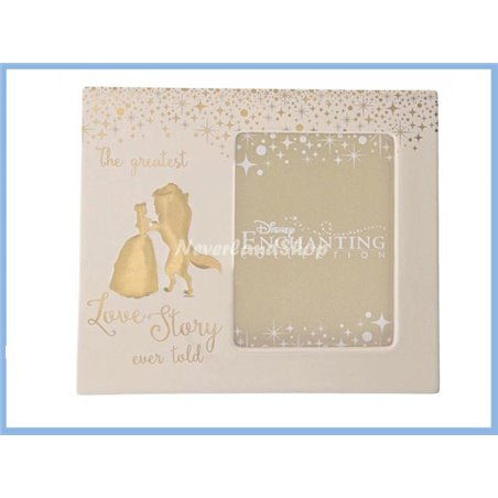 Wedding Frame - Beauty & the Beast