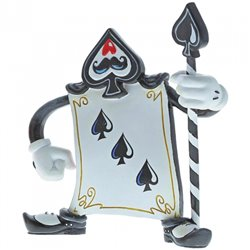Miss Mindy's - Card Guard 3 of Spades
