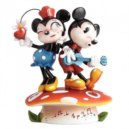 Miss Mindy's Mushroom - Mickey & Minnie