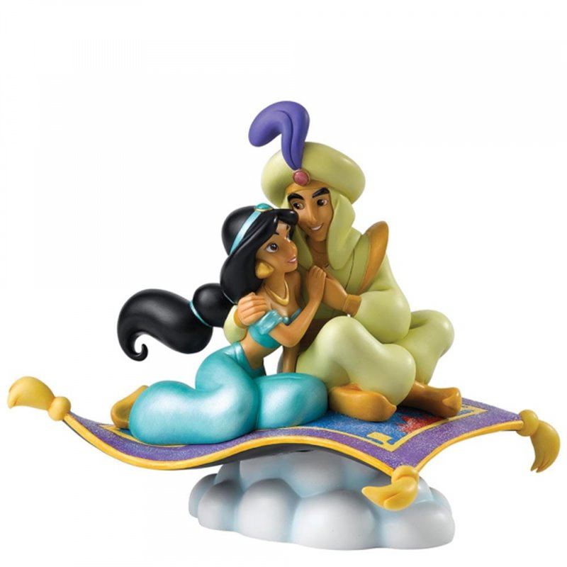 A Whole New World - Aladdin & Jasmine