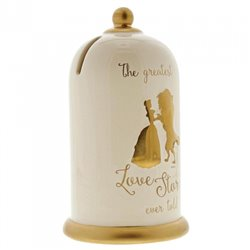 Wedding Money Bank - Beauty & the Beast