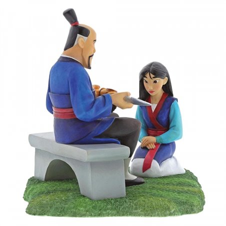 Gifts To Honour - Mulan
