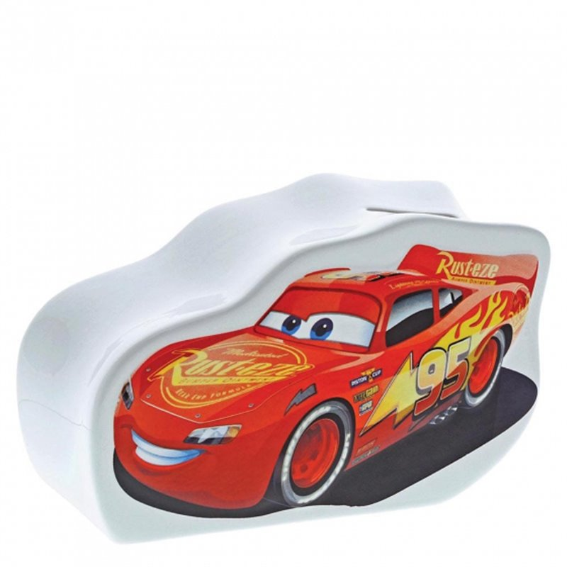 I Am Speed - Money Bank - Lightning McQueen