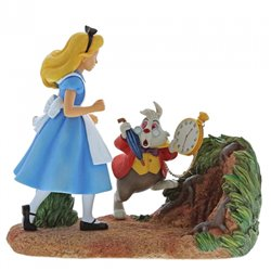 Mr.Rabbit, Wait! - Alice in Wonderland