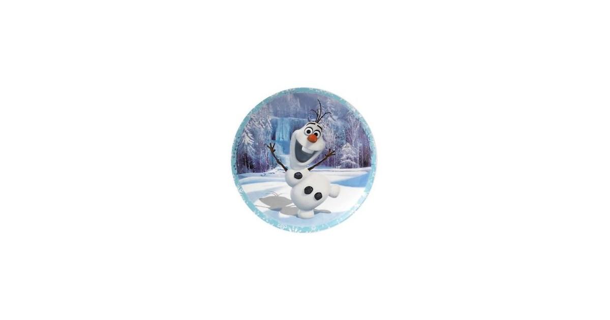 Warm Hugs - Wall Plate - Olaf
