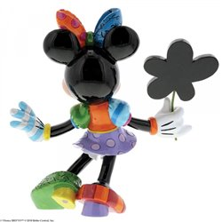 With Flowers - Minnie Mouse