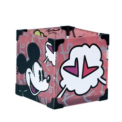Waxinelicht Houder By Britto - Mickey & Minnie