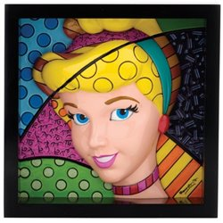 Pop Art Block - Cinderella