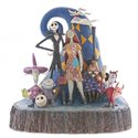 Disney Traditions Carved By - What a Wonderful Nightmare - Nightmare Before Christmas