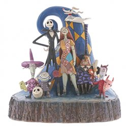 Carved By - What a Wonderful Nightmare - Nightmare Before Christmas