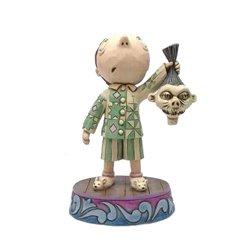 Timmy with Shrunken Head Figurine