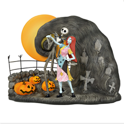 Dept 56 - Jack & Sally