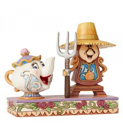 Workin Round the Clock -  Mrs. Potts & Cogsworth