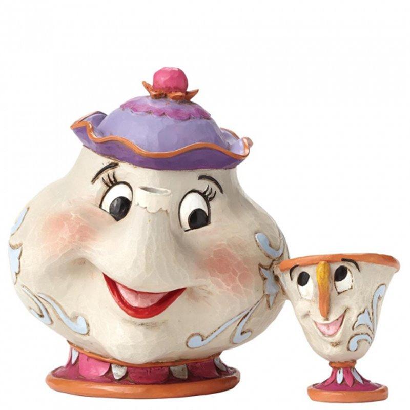 A Mother's Love - Mrs Potts & Chip