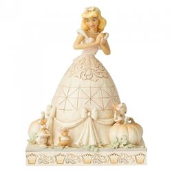 White Woodland Darling Dreamer - Cinderella