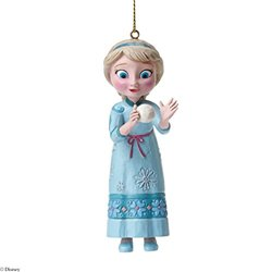 Jim Shore - Dangle Ornament - Elsa