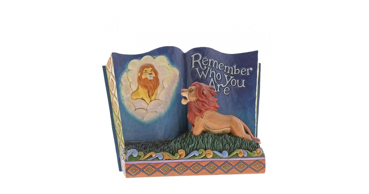 StoryBook -  Remember Who You Are - Lion King