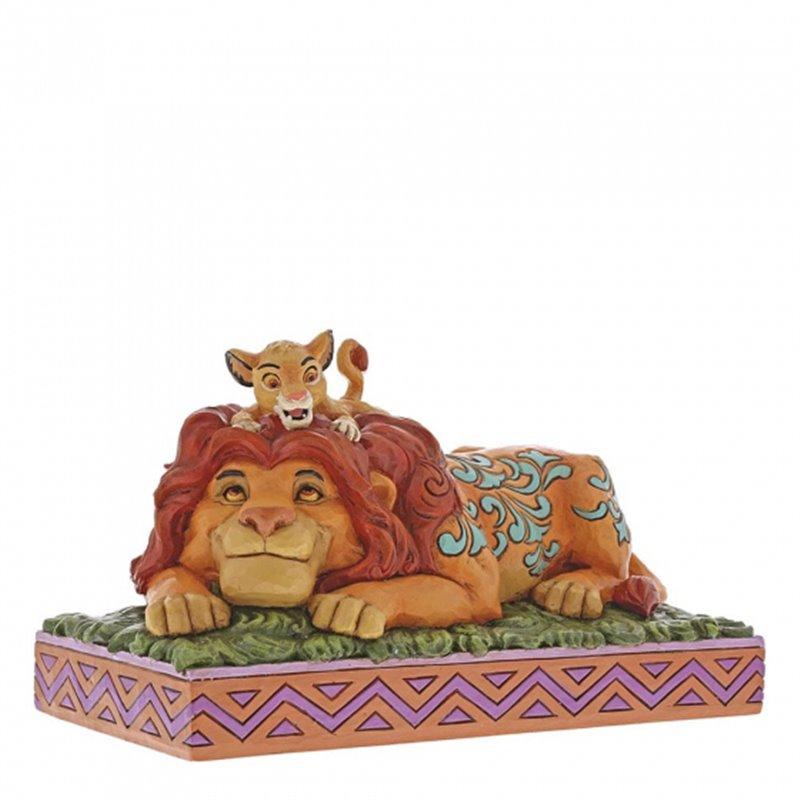 A Father's Pride - Mufasa & Simba